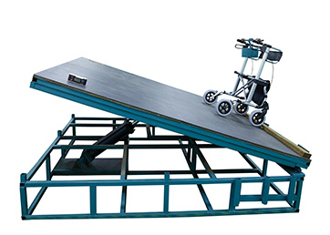Slope for Stability Test