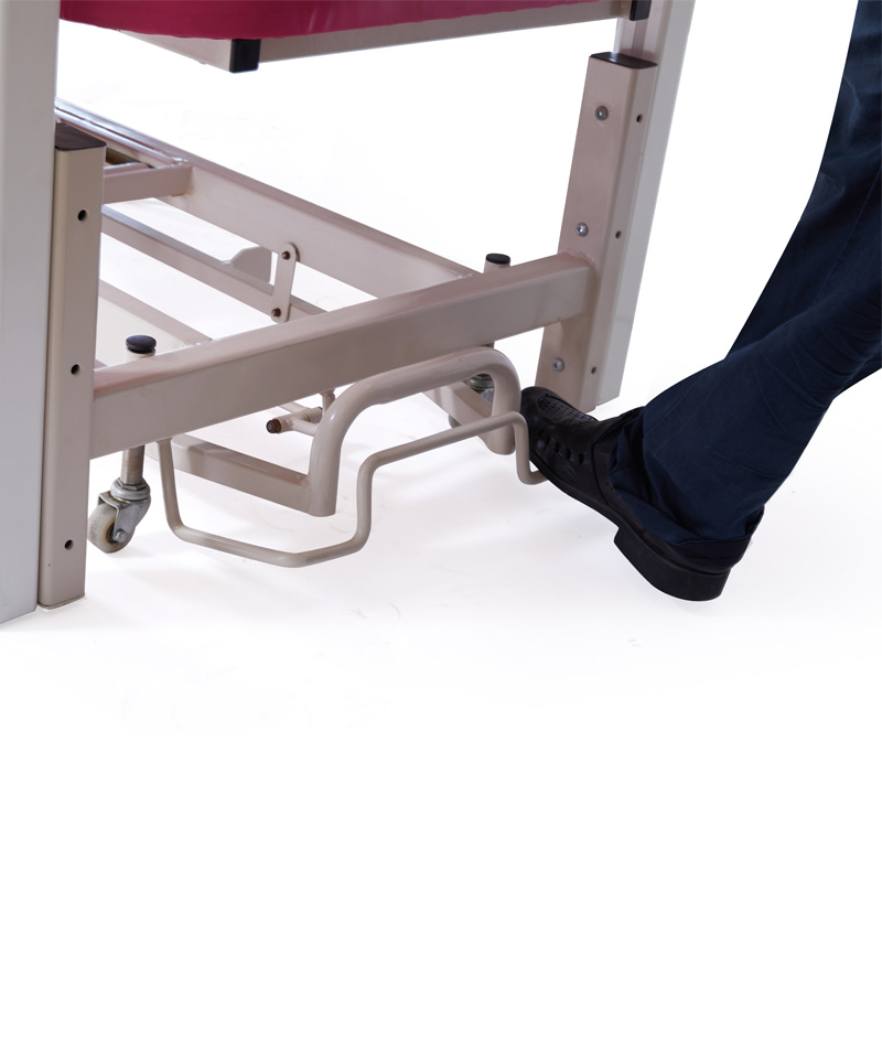 Suspension System Frame and Bed