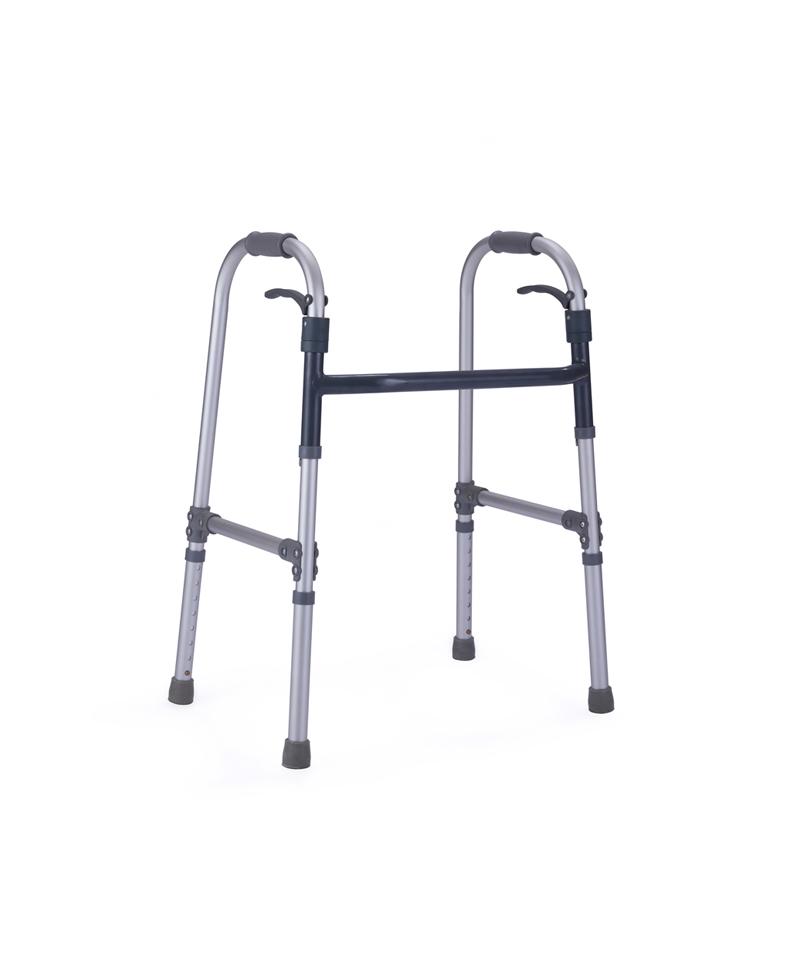 9135 Lever folding walker