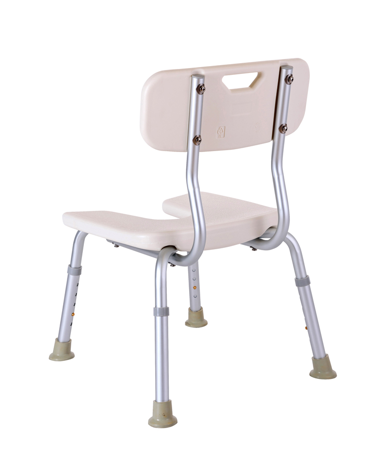3107 Shower Chair with U shape seat