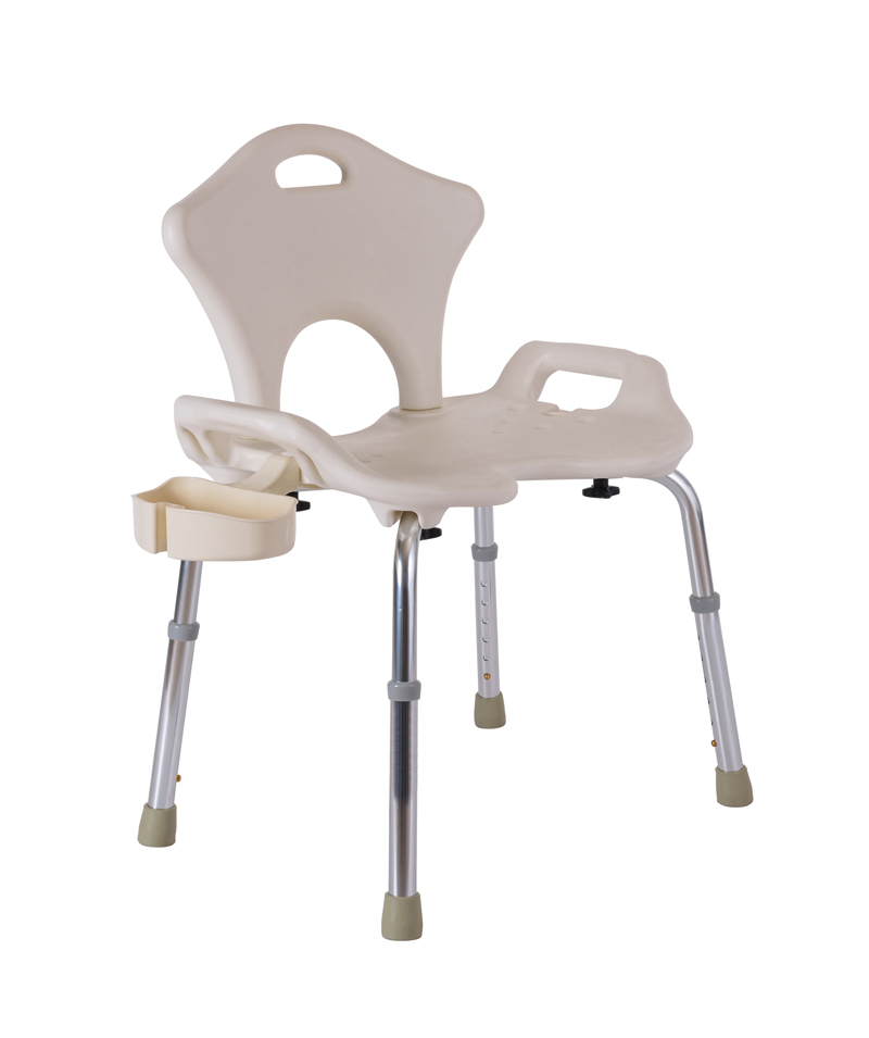 3167 Shower Chair with U shape seat