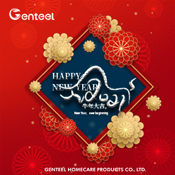 Kicking off with the best luck. Starting a new journey in the new year, Genteel wishes you the best of luck in the year of Ox.