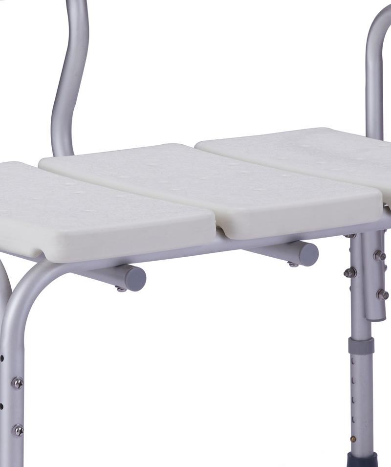 3119 Non-padded Transfer Bench