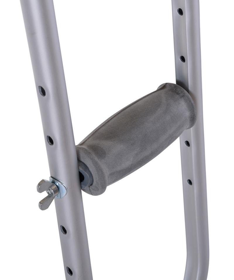 9338 Underarm Crutches