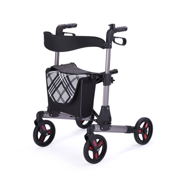 Walker vs. Rollator: How to Choose the Best Walking Aid for You?