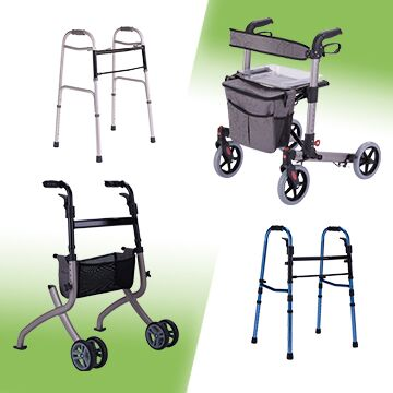 Walking Frames and Rollator, Which One to Recommend?