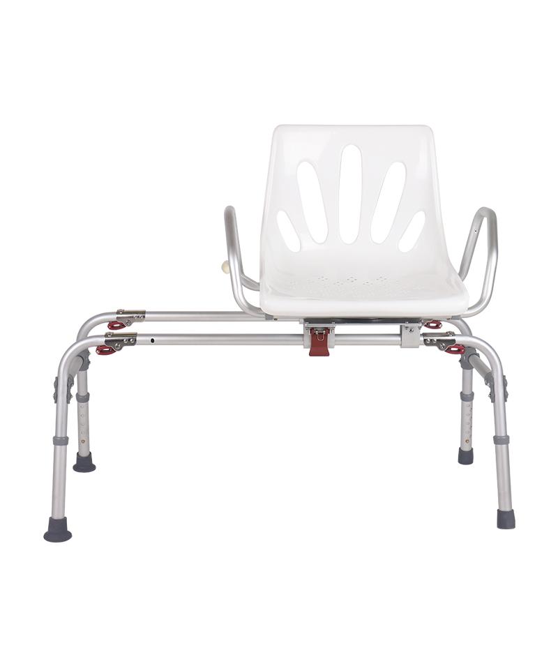 Swivel Sliding Transfer Chair